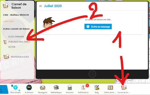 Rentrée 2020 : infos et listes des classes