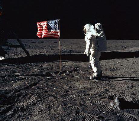 A-t-on vraiment marché sur la lune?