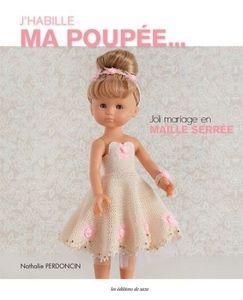 """Ensemble perles pour poupée Chérie"""""""