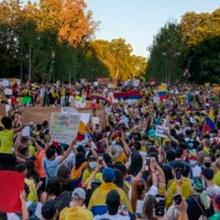 Malgré la répression et le terrorisme d'État, 75% des Colombiens approuvent la grève générale