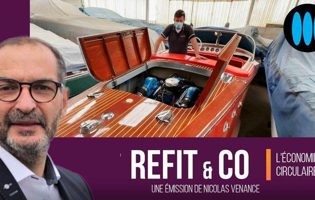 Riviera Classic Boat (06) - le spécialiste de la restauration des Riva et Canots Bois