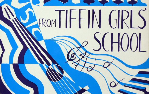 The Tiffin Girls' School - Music from Tiffin Girls' School (1981)