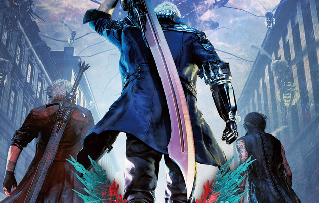 [TEST] DEVIL MAY CRY 5 XBOX ONE X : Un beat'em up fun de grande classe!