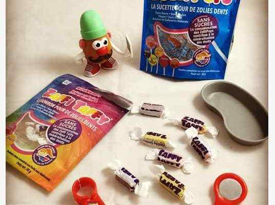 Zollipops France les bonbons sans sucres