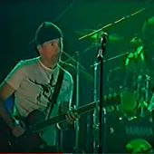 The Edge -Ambassador Theatre - Dublin, Irlande 17-11-2002 - U2 BLOG