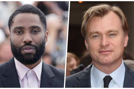 JOHN DAVID WASHINGTON REJOINT CHRISTOPHER NOLAN