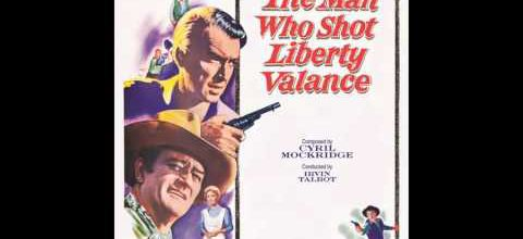 1962 Cyril J. Mockridge sur L'Homme Qui Tua Liberty Valance