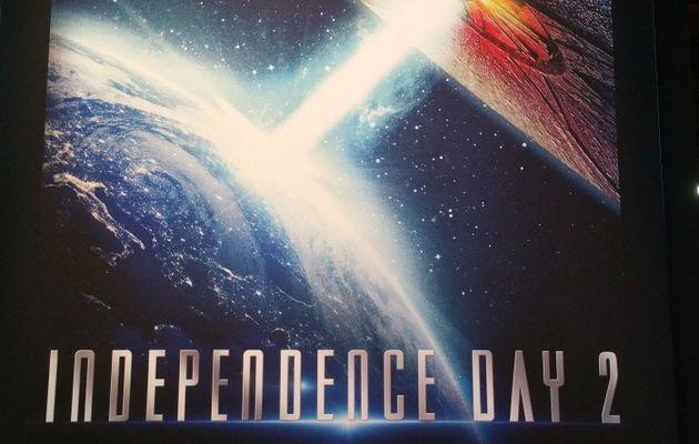 Independence Day 2 dévoile enfin son synopsis et une première affiche chaotique