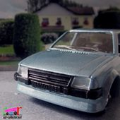 FASCICULE N°107 FORD ESCORT RS TURBO SOLIDO 1/43 - car-collector.net