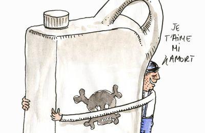 Agriculture : Toujours plus de pesticides