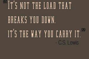 Clive Staples Lewis - English - 6 Quotes