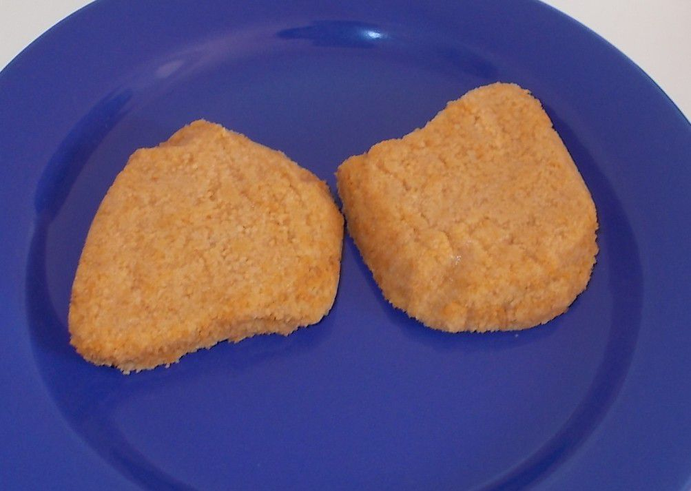 Aldi Mein Veggie Tag vegane Bio Schnitzel