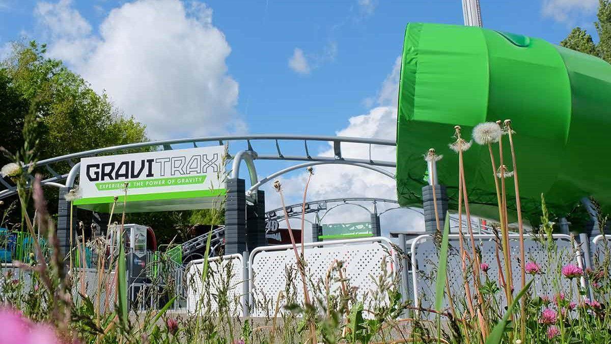 Un surprenant roller coaster débarque à Ravensburger Spieleland en Allemagne