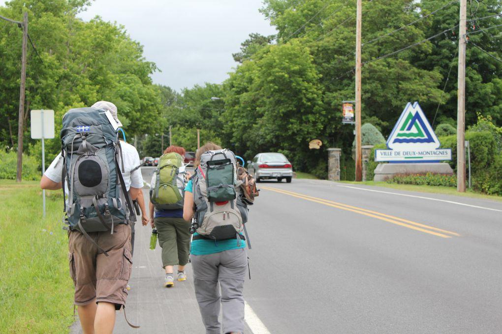 Suite et fin du Chemin des Outaouais 2012