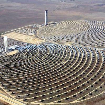 Lancement des travaux de la Centrale Noor Ouarzazate IV, plus grand complexe solaire au monde