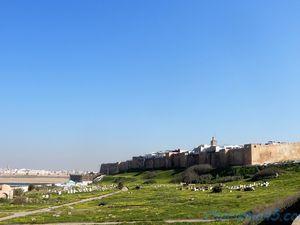 Rabat (Maroc en camping-car)