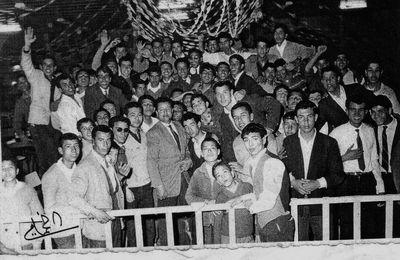 1962 : Et l'aventure du « Club des jeunes » de Menzel  commença ! (I)
