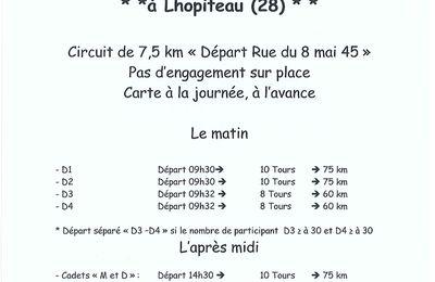 Les résultats de la course minimes de Lhopiteau (28)