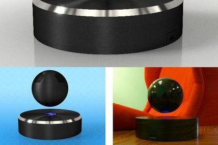 World's first levitating Bluetooth speaker: OM/ONE - Paper PC Picks - Best in Tech