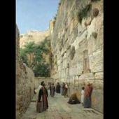 JERUSALEM, VILLE D'OR ET DE LUMIERE . . . JE T'AIME !