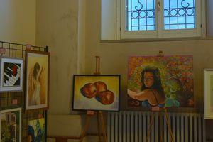 collettiva di pittura