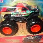BAD NEWS MONSTER JAM HOT WHEELS - car-collector.net