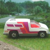 INSIDE STORY ET BEACH BLASTER HOT WHEELS 1/64 - car-collector