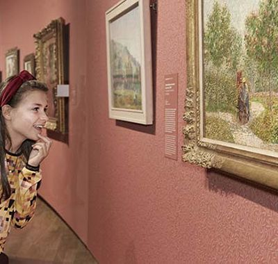 Van Gogh Museum welcomes record number of visitors and becomes most visited museum in the Netherlands