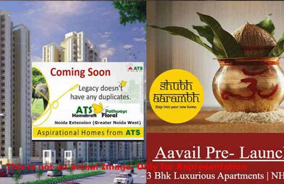 Have the Great Living Experience at Ats Floral Pathways Apartment