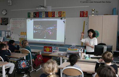 Le Printemps des poètes 2017, dans les écoles...