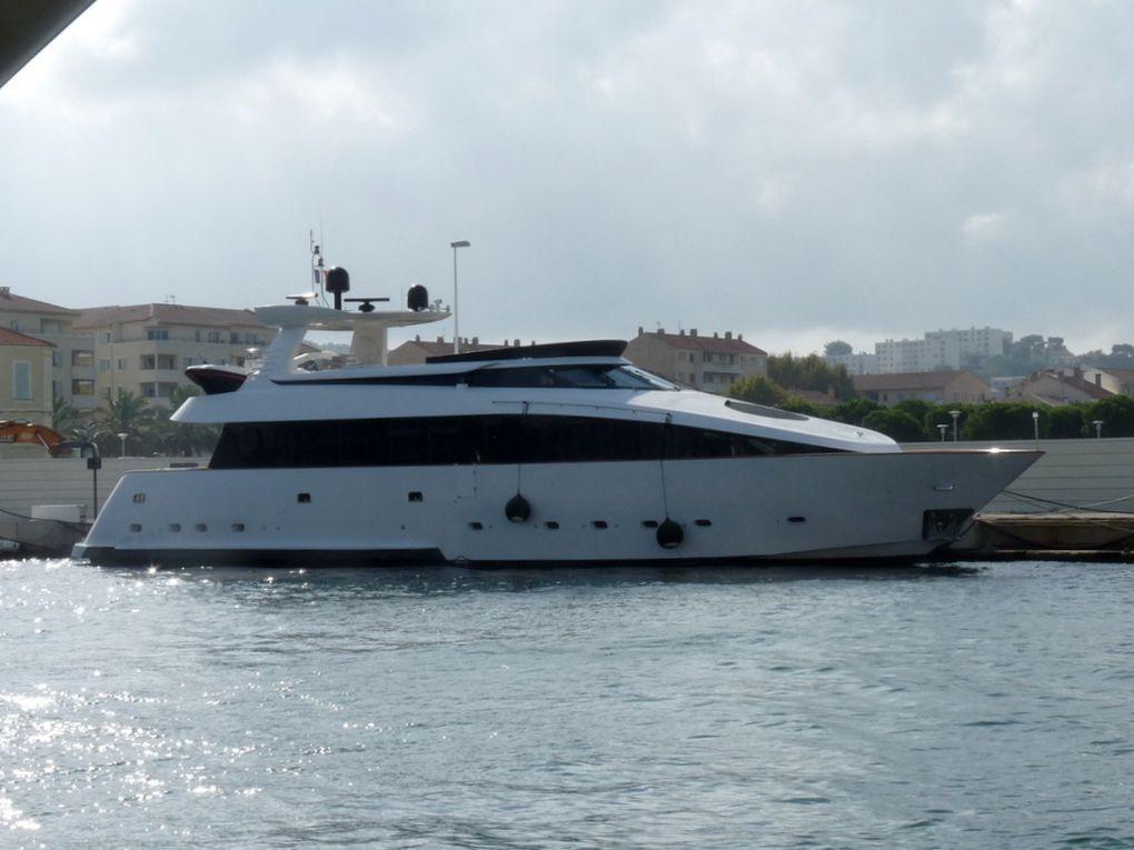 L'OR dans le port de la Seyne sur Mer