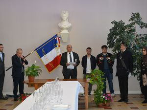 Commémoration Nationale de l'Abandon des Harkis, à Saumur (49)