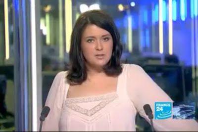 2012 03 10 @23H03 - AUDREY RACINE, FRANCE 24, LE JOURNAL