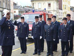 Sainte-Barbe des Sapeurs-Pompiers d'Algrange en 2016 (Partie1)