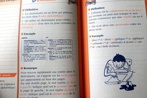 leçon de français et mathématiques CP