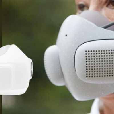 High-Tech Face Masks:supervising vital signs a new trend & everything
