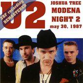 U2 -Joshua Tree Tour -30/05/1987 -Modène - Stadio Comunale Braglia (2) - U2 BLOG
