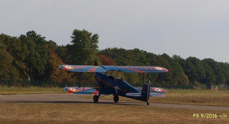 Meeting aérien à Habsheim 10 et 11 septembre 2016 en images (1)