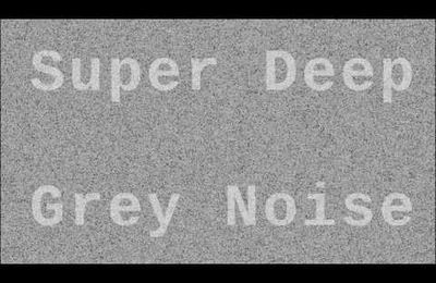 Grey Noise and watery brown noise