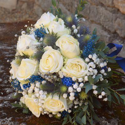 Mariage Jardin Majorelle - 1ere Partie - Fleuriste Montpellier