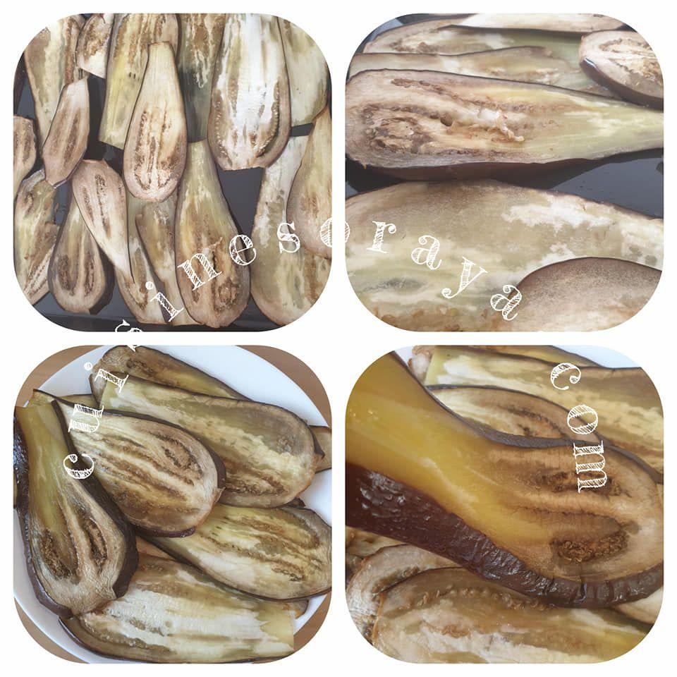 Patlican Kapama - Fermeture d'aubergines
