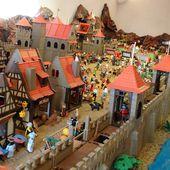 Exposition Playmobil Beaulieu sous la Roche - La Gazette des Olonnes