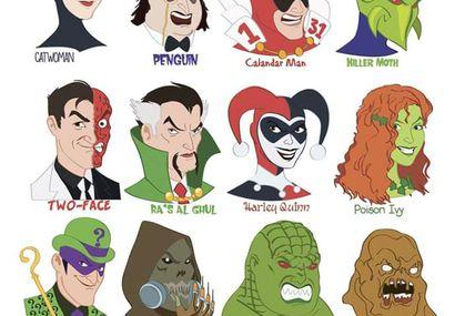 Marvelous Superheroes