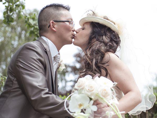 La découverte de la mariée
