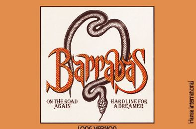 BARRABAS - ON THE ROAD AGAIN - MAXI VINILO - 1982
