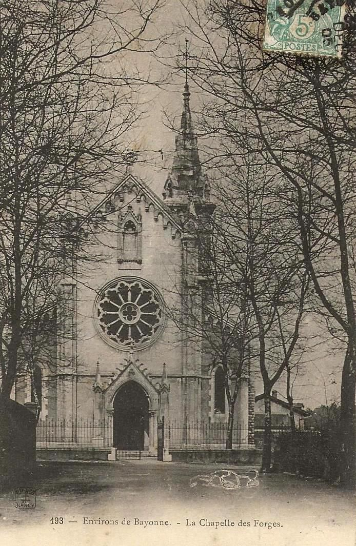 Oblitération 1905.
