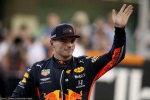 Quatre ans de plus pour Max Verstappen