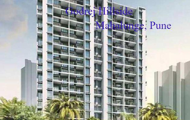 Godrej Hillside New launch Property | Mahalunge Pune | 1/2/3 BHK Apartments
