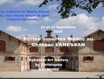 Exposition Chateau Lanessan 12 & 13 septembre 2020