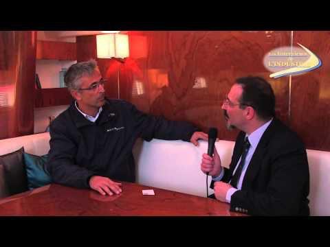 Interview vidéo - Amel 55, le yachting à la française